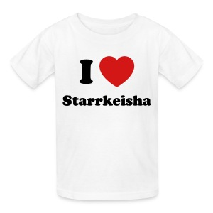 Kid I Heart Starr 1 - Kids' T-Shirt