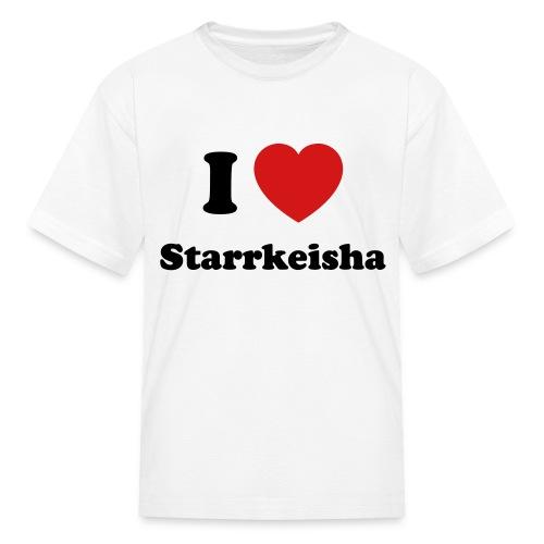 Kid I Heart Starr 1 - Kids' T-Shirt