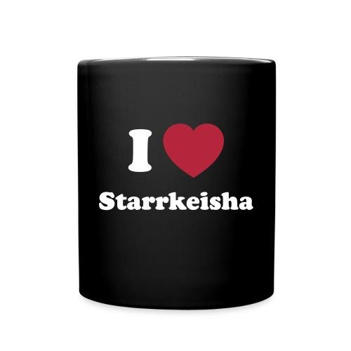 I Heart Starr Mug - Full Color Mug