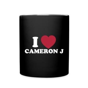 I Heart Cam J Mug - Full Color Mug