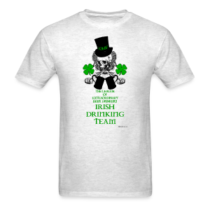 The LOEBD Irish Drinking Team Men's T-Shirt - Men's T-Shirt