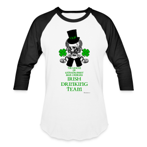 The LOEBD Irish Drinking Team Men's Baseball T-Shirt - Baseball T-Shirt