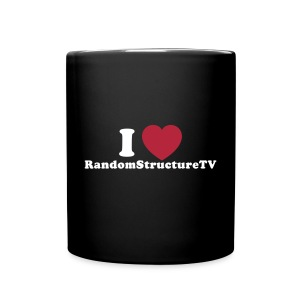 I Heart RSTV Mug - Full Color Mug