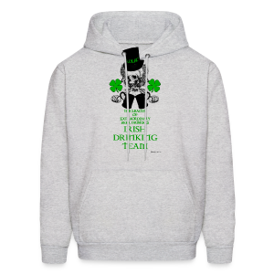 The LOEBD Irish Drinking Team Men's Hooded Sweatshirt - Men's Hoodie