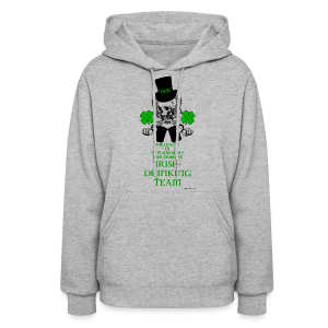 The LOEBD Irish Drinking Team Women's Hooded Sweatshirt - Women's Hoodie