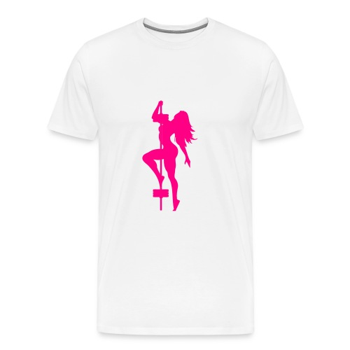 UNISEX Color Run STL - Men's Premium T-Shirt