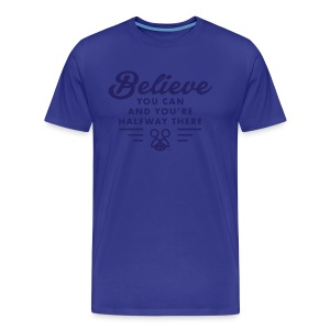Roosevelt on Belief - Men - Men's Premium T-Shirt