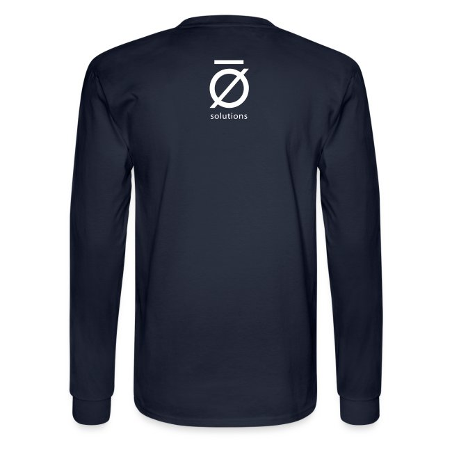 Octo Diver Long Sleeve Tako on Front