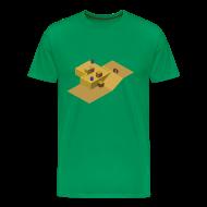 T-Shirts ~ Men's Premium T-Shirt ~ Zen Dust2