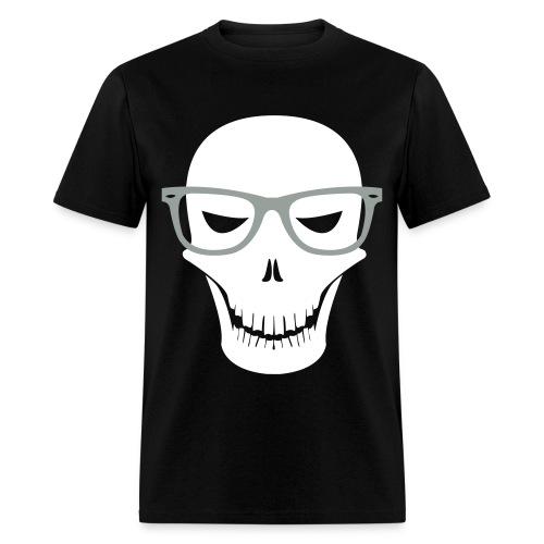 Nerd Skull - Men's T-Shirt