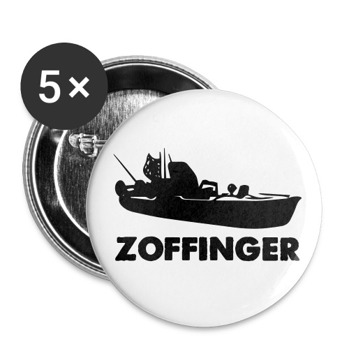 Zoffinger Small Pins - Small Buttons