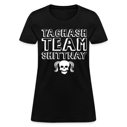 Taghash Team Shittnay - Women's T-Shirt