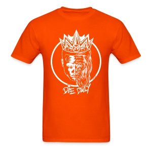 Easy Fit Earlion (Orange/White) - Men's T-Shirt