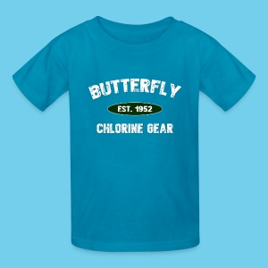 Butterfly est 1952- Keep it Simple Collection- Youth Tee - Kids' T-Shirt