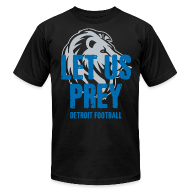 T-Shirts ~ Men's T-Shirt by American Apparel ~ Let Us Prey