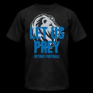 T-Shirts ~ Men's T-Shirt by American Apparel ~ Let Us Prey