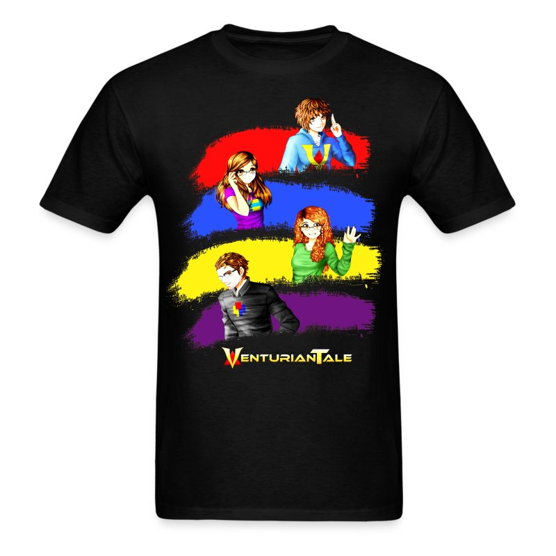 VenturianTale Group - Men's T-Shirt
