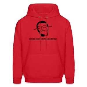 mmmBlocking Out the Haters - Men's Hoodie