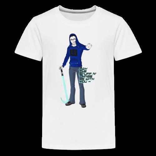 Kid's Sl1pg8r #MTSATBWY Contest Winner! - Kids' Premium T-Shirt