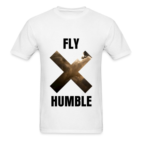 Men's T-Shirt - BE FLY BE HUMBLE  BE BLESSED