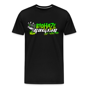 Biohaze Gaming Men's Tee (2015 Edition) - Men's Premium T-Shirt