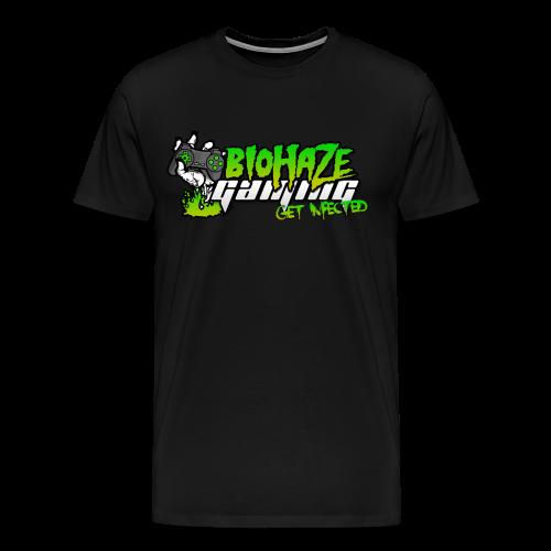 Biohaze Gaming Men's Tee (2015 Edition) - Men's Premium T-Shirt