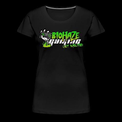 Biohaze Gaming Women's Tee (2015 Edition) - Women's Premium T-Shirt