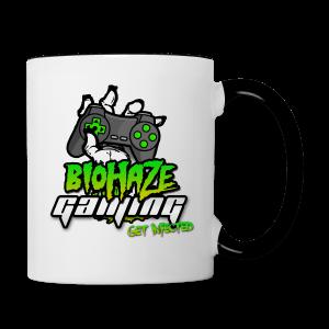 Biohaze Gaming Coffee Mug - Contrast Coffee Mug