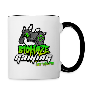 Biohaze Gaming Coffee Mug - Contrast Coffee Mug