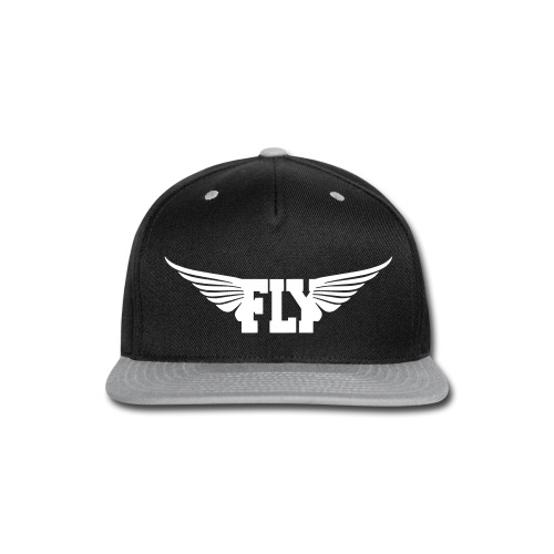 Fly - Snap-back Baseball Cap