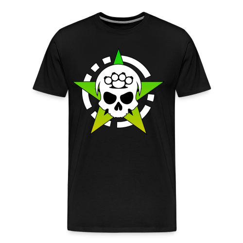 Syndicate of Sin Crew Shirt - Men's Premium T-Shirt