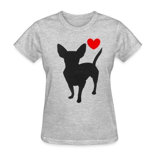 Chihuahua Love - Women's T-Shirt