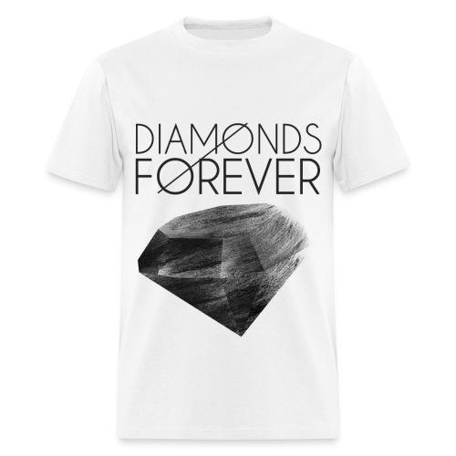 Diamonds Forever - Men's T-Shirt