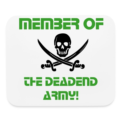 DeadEnd Gaming Mouspad! - Mouse pad Horizontal