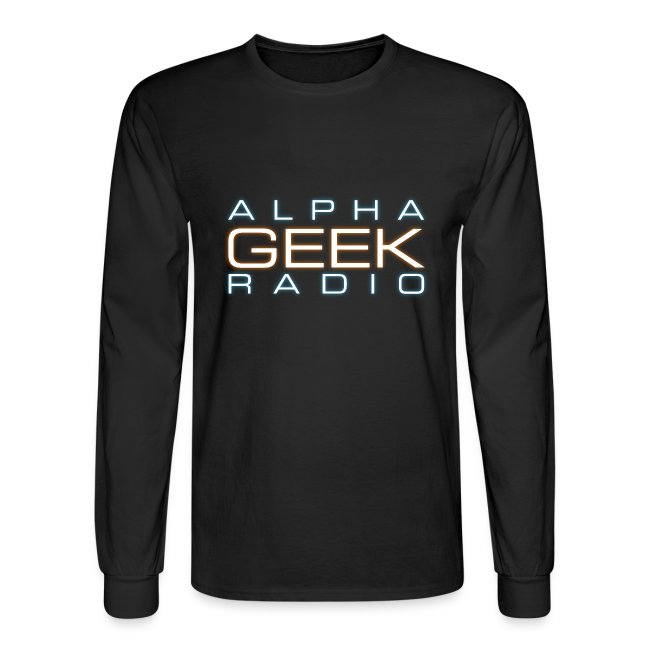 Front Logo - AGR Long Sleeve T-Shirt