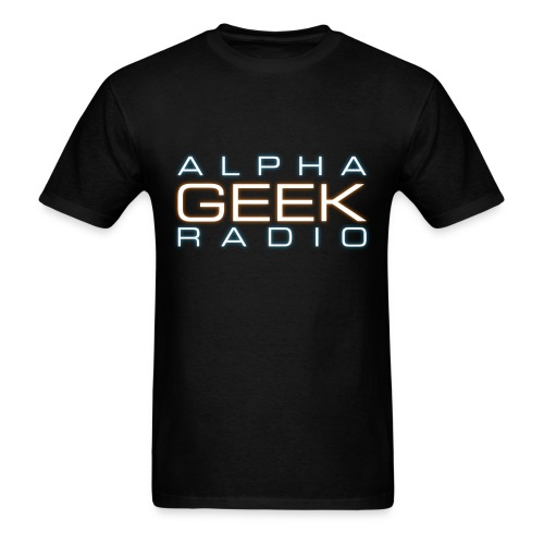 Front Logo - AGR Short-Sleeve T-Shirt - Men's T-Shirt