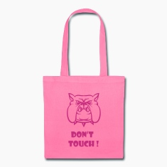 dont_touch2 Bags & backpacks
