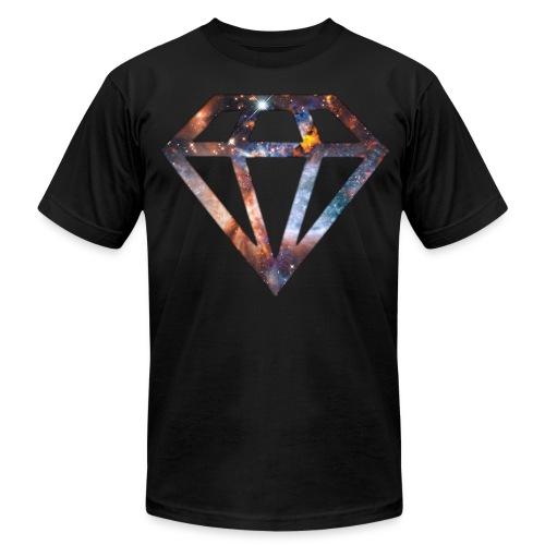 Men's Space T-Shirt - Men's Fine Jersey T-Shirt