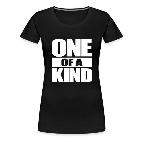 Women's OFAK Black T-Shirt - Women's Premium T-Shirt