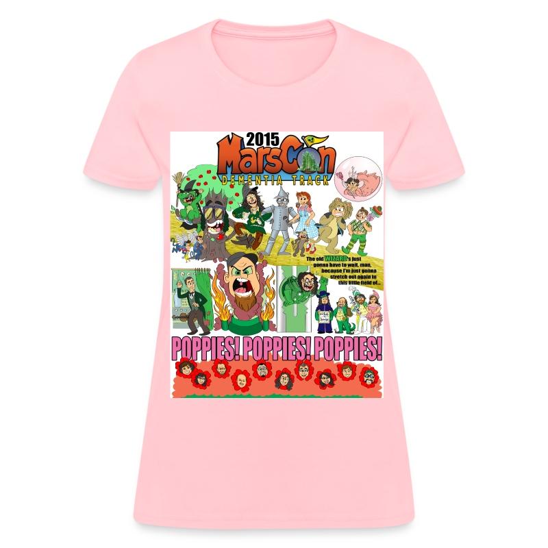 Marscon 2015 womens pi-nk New - Women's T-Shirt