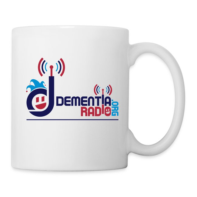 Dementia Radio Mug other new