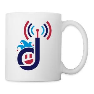 Dementia Radio Mug just d other new - Coffee/Tea Mug