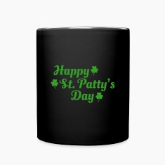 happy st patty's day Mugs & Drinkware