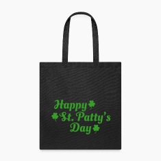 happy st patty's day Bags & backpacks