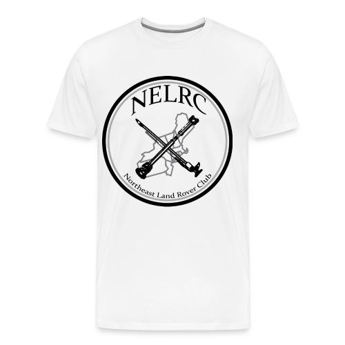 Official NELRC Circle Seal T - Men's Premium T-Shirt
