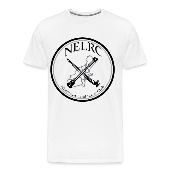 Official NELRC Circle Seal T