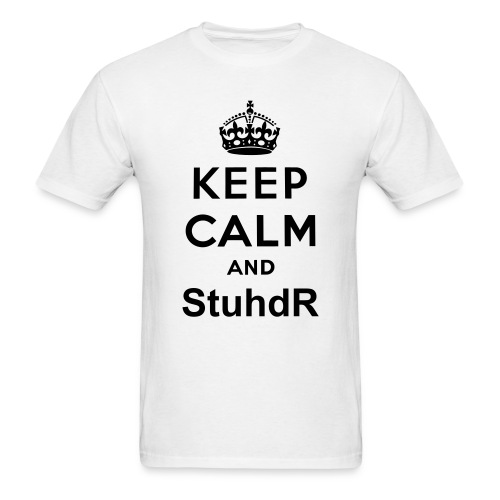 StuhdR T-Shirt - Men's T-Shirt