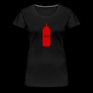 Women's T-Shirts ~ Women's Premium T-Shirt ~ nope - ladies