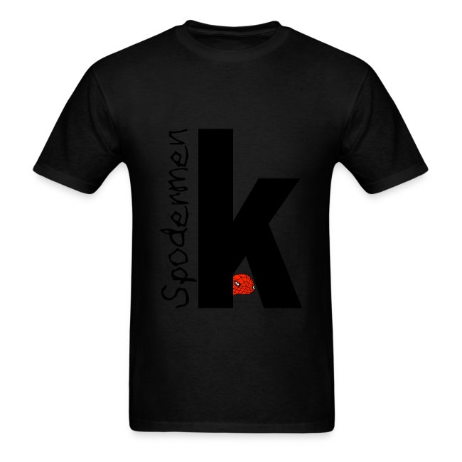 "Spodermen ""K"" T-Shirt"