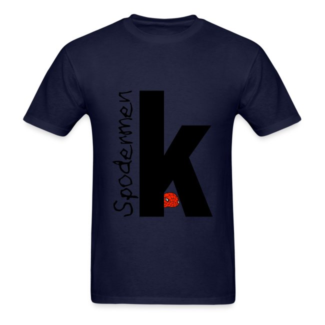 "Spodermen ""K"" T-Shirt"